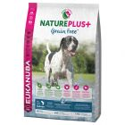 Eukanuba NaturePlus+ Grainfree Adult, saumon