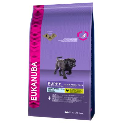 Eukanuba Puppy Large Breed Hondenvoer