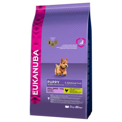 Eukanuba Puppy Small Breed Hondenvoer