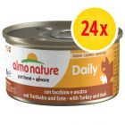 Fai scorta! Almo Nature Daily Menu 24 x 85 g
