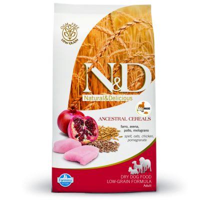 Farmina N&D Low Grain Adult Maxi Pollo e Melograno
