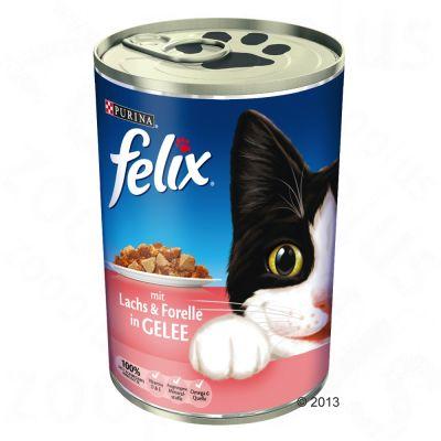 Felix koščki v želatini 6 x 400 g