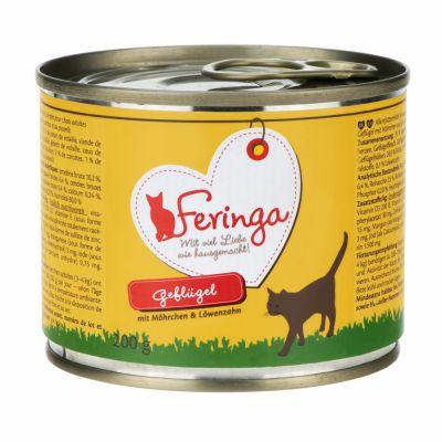 Ferringa Cat Food Feeding Guide