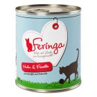Feringa Menu Duo 6 x 800 g pour chat
