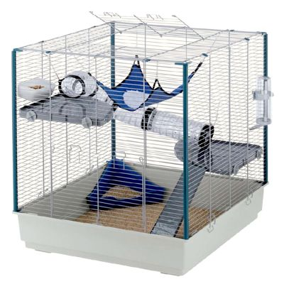 ferret cages great bargain at zooplus ferplast ferret. Black Bedroom Furniture Sets. Home Design Ideas