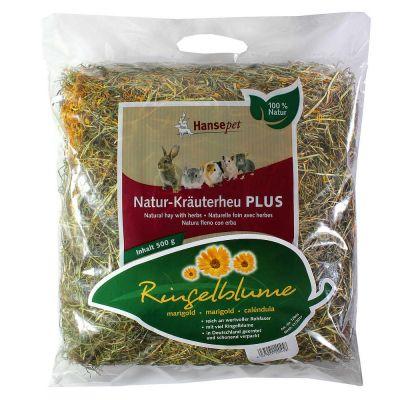 Fieno con erbe Natur Plus Calendola