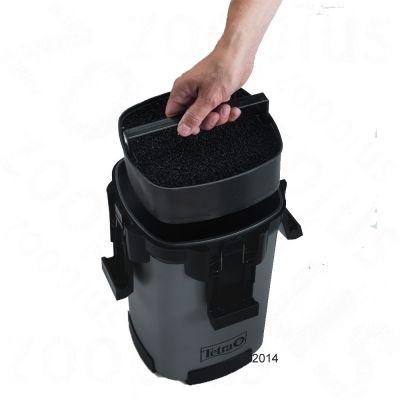 Filtro esterno Tetra EX Plus