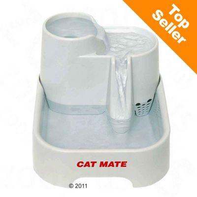 Fontaine à eau Cat Mate 2 L pour chien et chat