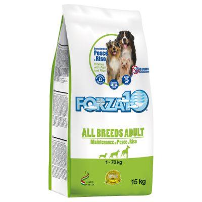 Forza 10 All Breeds Maintenance al Pesce & Riso
