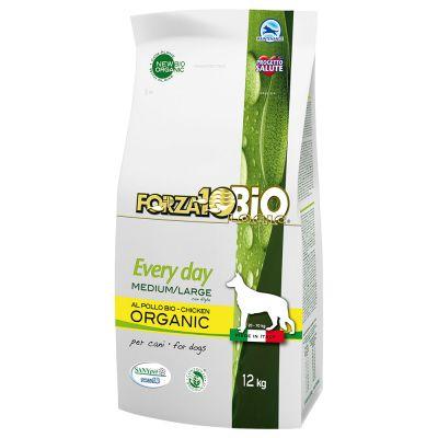 Forza10 Bio poulet, algues pour chien