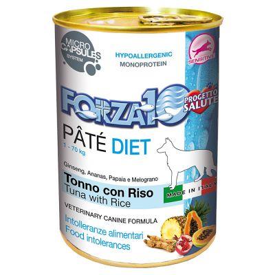 Forza 10 Diet Paté Tonno con Riso