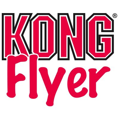 Frisbee KONG Flyer pour chien (grand modèle)