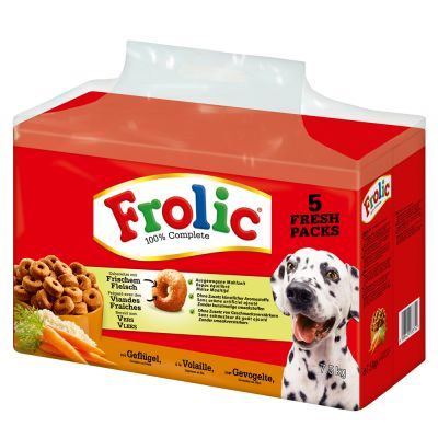 Frolic Dog Food Review