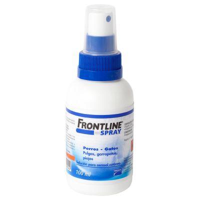 Frontline Spray 2,5 mg/ml Oplossing voor Honden en Katten