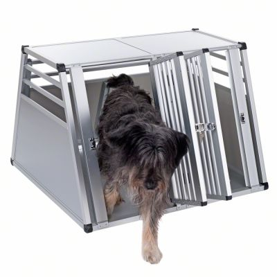 Gabbia doppia per cani Aluline XL