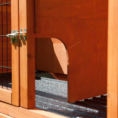 Gabbia Outback Compact con recinto