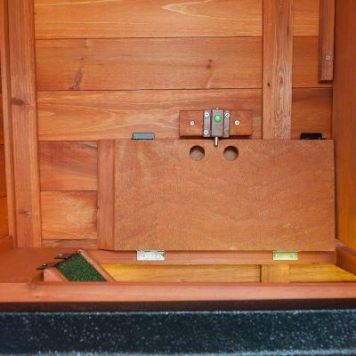 Gabbia Outback Special con recinto