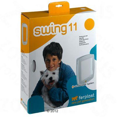 Gattaiola Swing 11 per cani e gatti