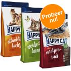Gemengd pakket Happy Cat Adult Kattenvoer