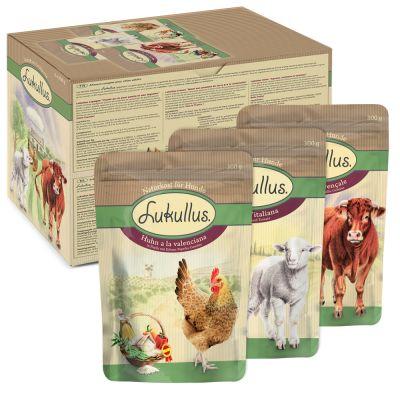 Gemengde proefpakketten Lukullus Maaltijdzakjes 6 x 300g