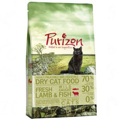 Gemischtes Paket Purizon Katzentrockennahrung