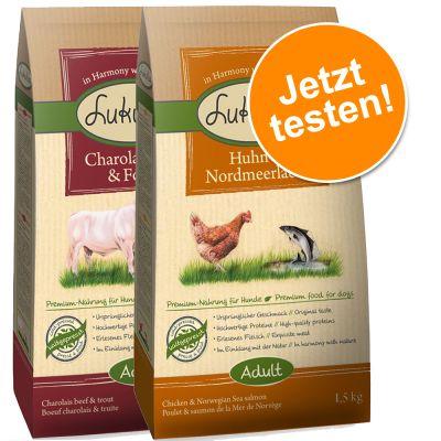 Gemischtes Probierpaket Lukullus Naturkost Premiumnahrung