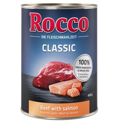 Gemischtes Probierpaket Rocco Classic 6 x 400 g
