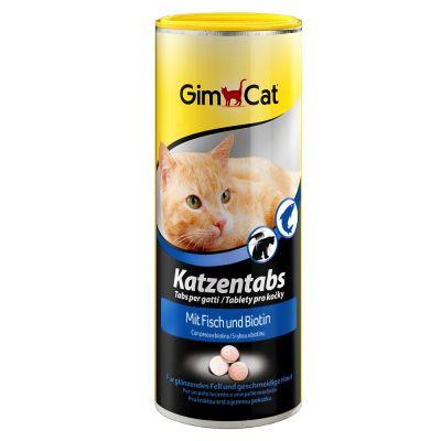 GimCat Tabs Pesce & Biotina