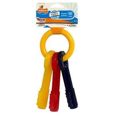 Gioco per cani Nylabone Puppy Teething Keys