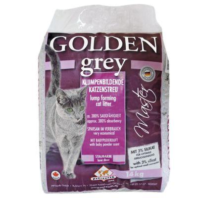 Golden Grey Master Katzenstreu