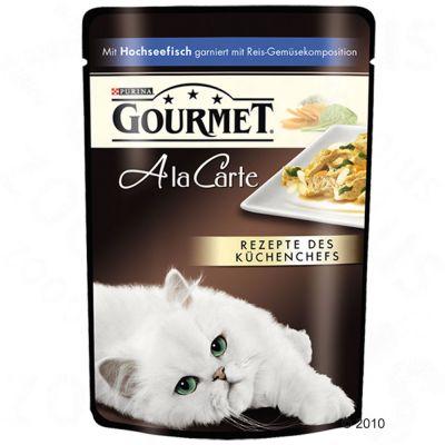 Gourmet A la Carte 24 x 85 g
