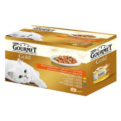 Gourmet Gold вариации 4 x 85 г