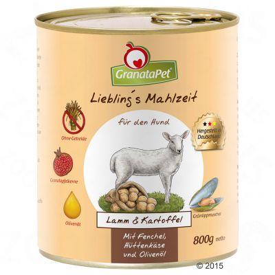 GranataPet Liebling's Mahlzeit  6 x 800 g