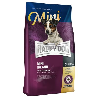 1 + 1 gratis! 2 kg Happy Dog Supreme Sensible / Supreme Mini