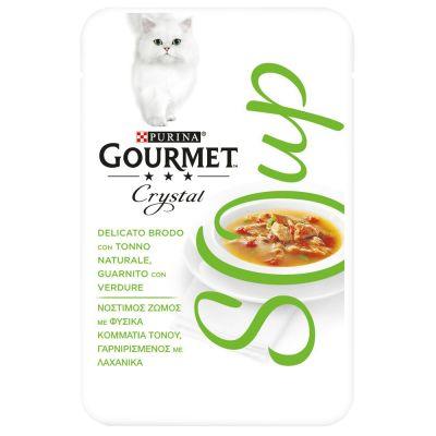 26 + 6 gratis! 32 x 40 g Gourmet Soup