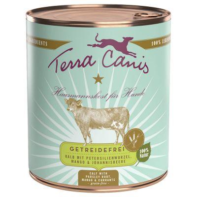 10 + 2 gratis! 12 x 800 g Terra Canis Senza cereali