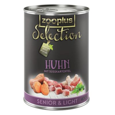 5 + 1 gratis! 6 x 400 g zooplus Selection