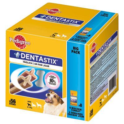 100 + 12 gratis! 112 x Pedigree Dentastix / Dentastix Fresh