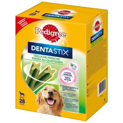 100 + 12 gratis! 112 x Pedigree Dentastix Tägliche Zahnpflege/ Dentastix Fresh Tägliche Frische