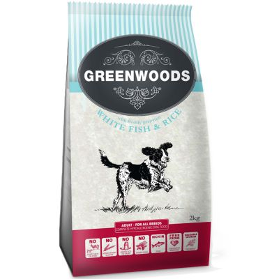 Greenwoods Adult – Fish & Rice