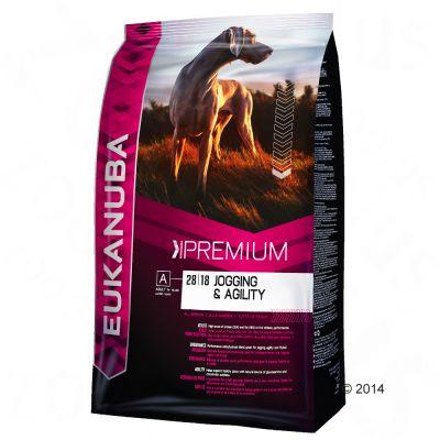 Großgebinde Eukanuba + 2,3 kg Eukanuba Adult Daily Care Sensitive Skin gratis!