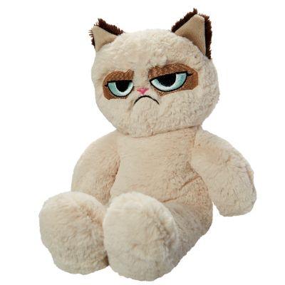 grumpy cat hundespielzeug floppy plush cat g nstig kaufen bei zooplus. Black Bedroom Furniture Sets. Home Design Ideas
