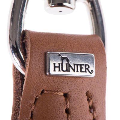 Guinzaglio Hunter Round & Soft Cognac