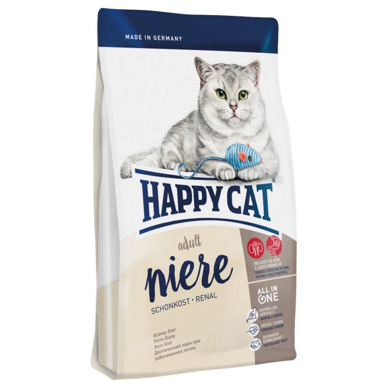 Base de données sur l'alimentation diététique vétérinaire pour chats insuffisants rénaux - Page 2 70385_pla_happycat_adult_niere_1