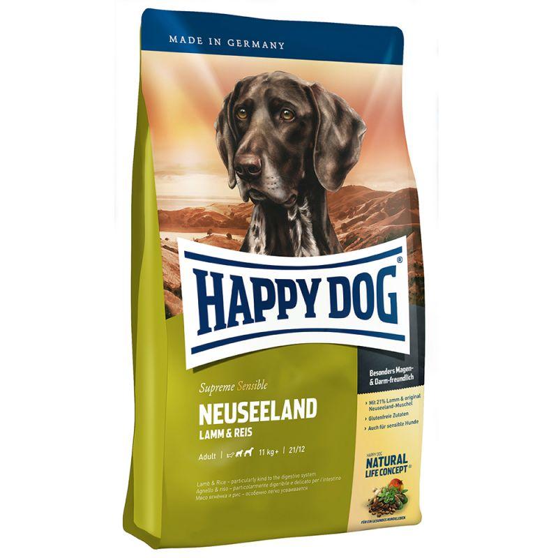 happy dog supreme sensible neuseeland g nstig bestellen zooplus. Black Bedroom Furniture Sets. Home Design Ideas