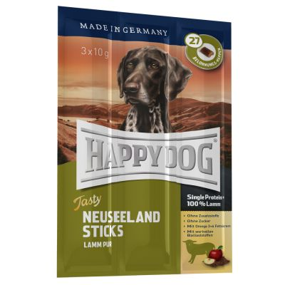 Happy Dog Tasty Nuova Zelanda Sticks