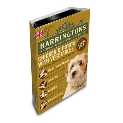 Harringtons Complete Adult Dog - Chicken & Potato