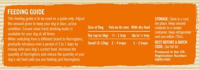 Harringtons Complete Adult Dog - Chicken & Potato