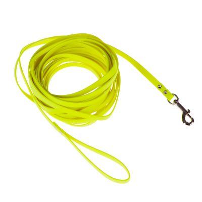 Heim BioThane® Hondenriem Neon-Geel