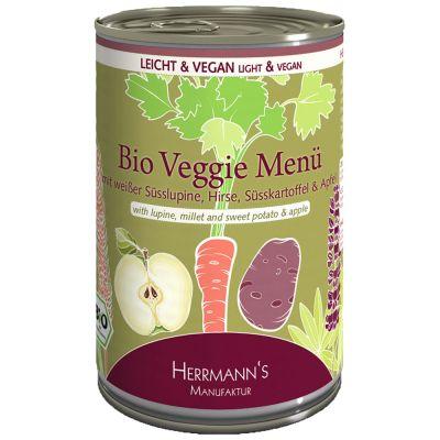 Herrmann's Bio Veggie Menü